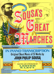 Sousa's Great Marches - Piano