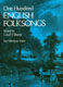 One Hundred English Folk Songs