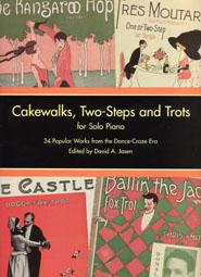 Cakewalks, Two Steps and Trots